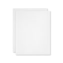 White Vellum Card Stock