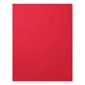 real red paper